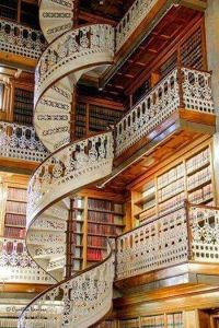 Victorian Spiral Staircase in Florence, Italy Check us out ...