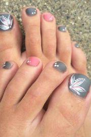 toe nail design pretty nails