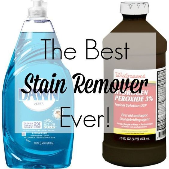Best Clothing Stain Removal