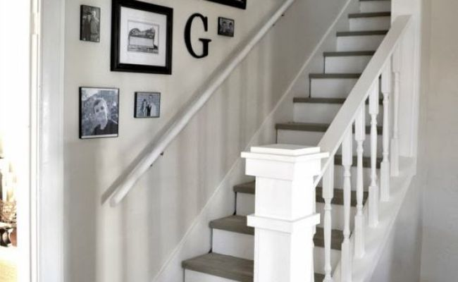 1000 Ideas About Staircase Wall Decor On Pinterest Wall