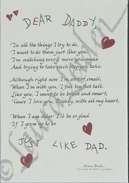 Daddy poems, Poem and All things on Pinterest