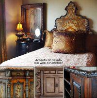 old world,tuscan,mediterranean decor | Old World Furniture ...