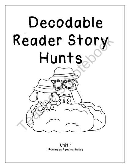 Journeys reading series, Hunt's and First grade on Pinterest