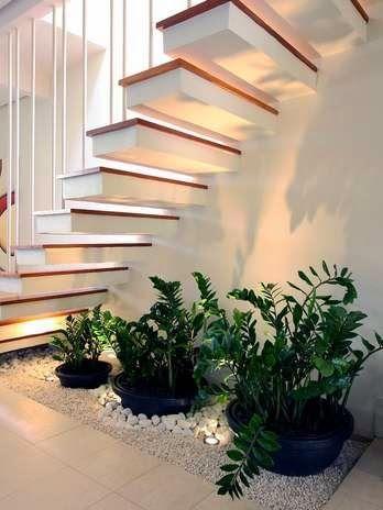 Dena Interiores: Embaixo da escada: