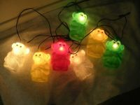 Vintage Blow Mold Monkey String Patio Camping Lights ...