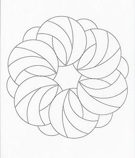Free templates to print, tangle and enjoy #Zentangles