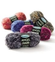 sensations angel hair yarn. super