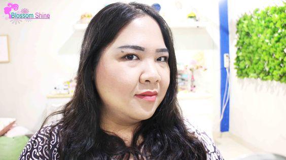Light Makeup untuk kulit berjerawat