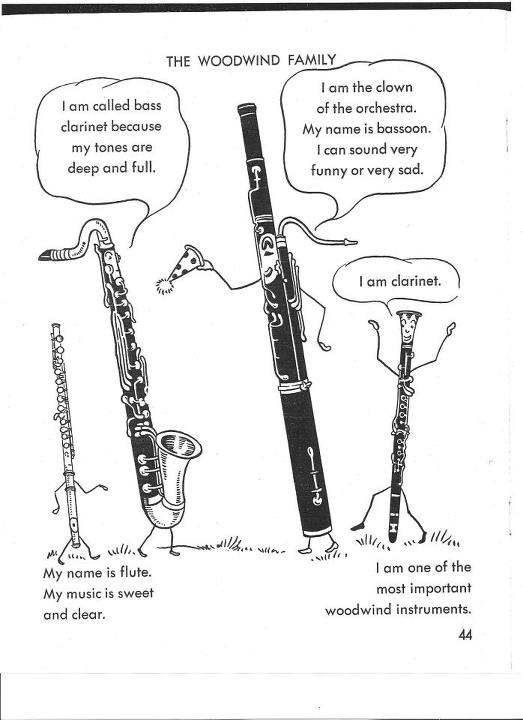 Piccolo, Saxophone and Funny music on Pinterest