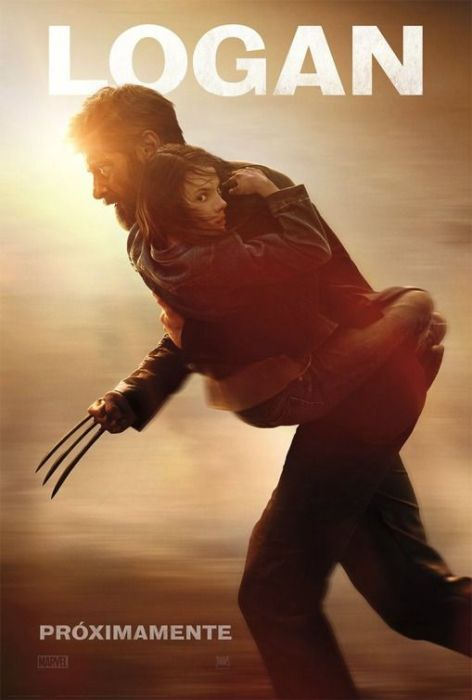 Logan Movie Poster: