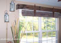 Old+Wood+Window+Craft+Ideas | HomeSpunThreads: Barn Door ...