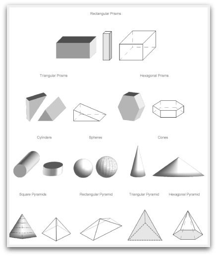 Geometric shapes, 2d and Shape on Pinterest