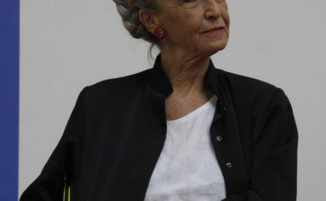 Barbara Alberti Writer 71 While Other Women Her Age