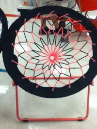 Pink bungee chairs | Just brylee | Pinterest | Pink ...