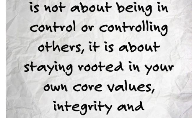 Core Values Good Person And It Is On Pinterest
