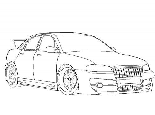 Audi a4, Audi and Racing on Pinterest