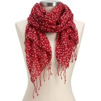 Polka dot scarf, Old navy women and Navy women on Pinterest