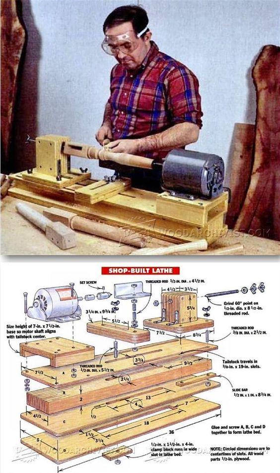 Ideas de herramientas caseras para bricolages economicos  Taringa