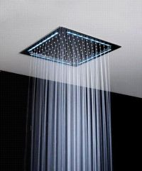 Rain shower, Rain shower heads and Shower heads on Pinterest