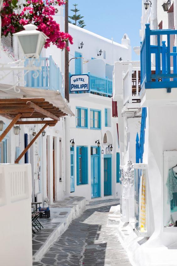 Santorini, Greece: