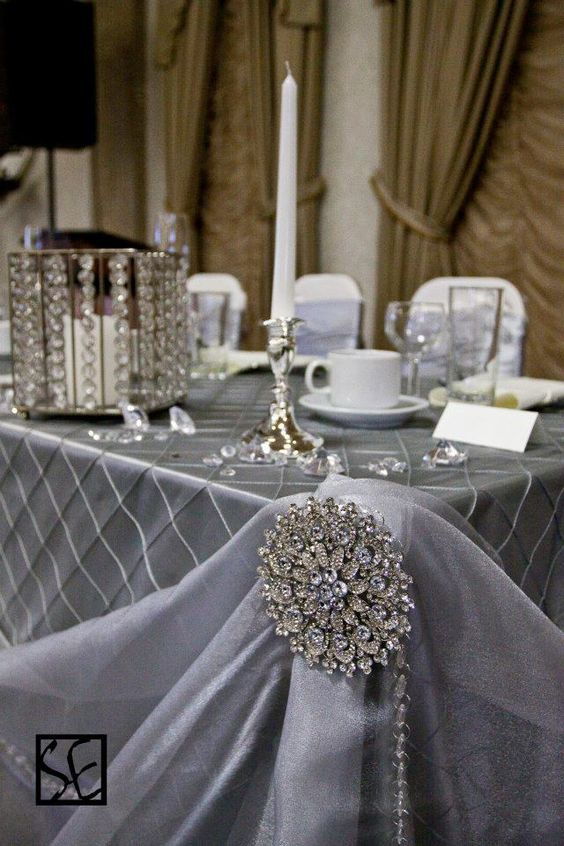 chair covers and table linens wholesale swivel navy for tanya .sweetheart .... chiffon draping make large jewel corner with cardboard ...