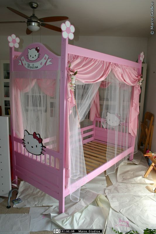 Cute Stylish Child Girl Wallpaper Canopy Beds Diy Canopy And Ikea Bunk Bed On Pinterest