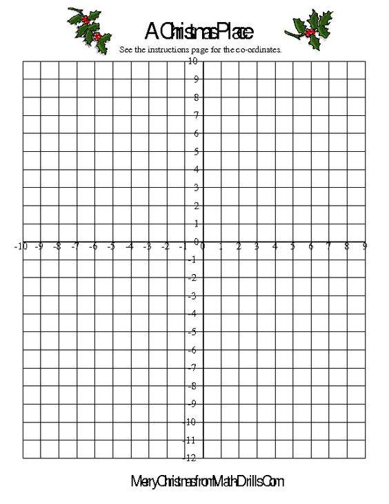 Math Worksheets » Christmas Math Worksheets Middle School