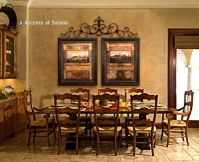 tuscan wall decorations | TRADITIONAL OLD WORLD ART FOR A ...