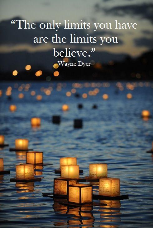 No limits: