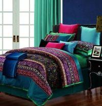 Luxury Indian bedspread Egyptian bedding. 100% Egyptian ...