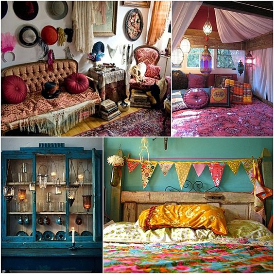 diy boho decor  Google Search  home ideas  Pinterest  Bohemian decor Shabby chic and Search