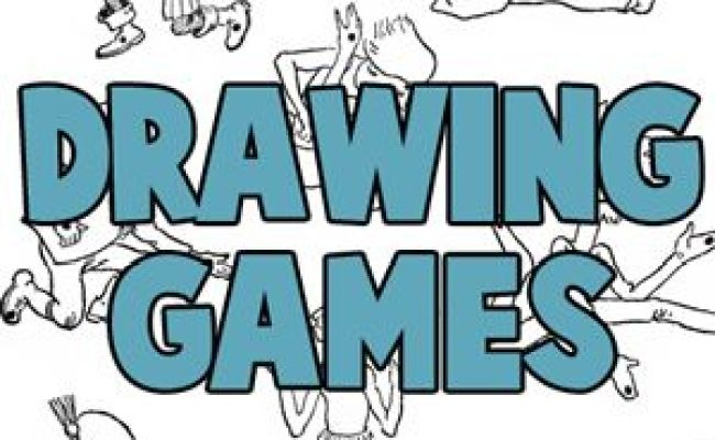 Drawinggames Step Drawing Games Ideas For Kids Doodling
