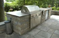 Outdoor Kitchens, Stone Kitchens, Grill Areas, Outdoor ...