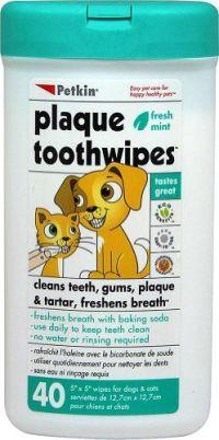 Dental wipe for Dog