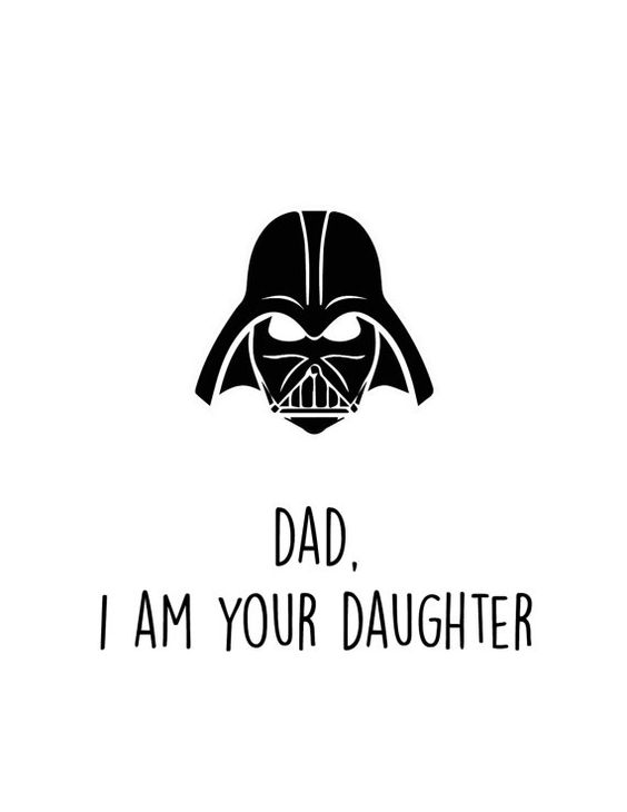 Funny Card for Dad Fathers Day Card Dad I Am by