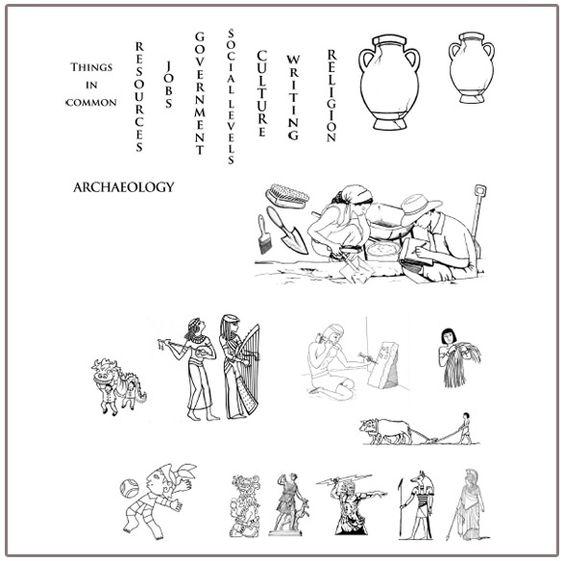 Antigua, Civilization and Free printables on Pinterest