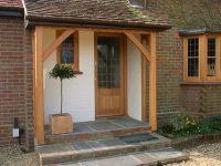 bay window exterior framing ideas   oak door windows and ...