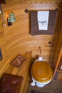 Now that's a trailer bathroom! teardrop | Camping/Campers ...