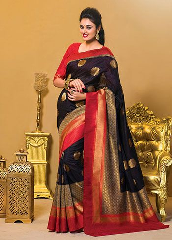 30 Gorgeous Silk Sarees Collection Styles At Life