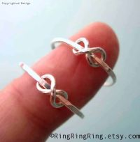 Promise rings for girlfriend, Silver rings and Girlfriends