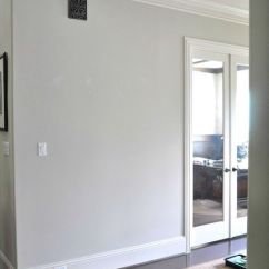 Ideas For Living Room Wall Colours Painting Honey We're Home Sw Agreeable Beige- Grey Color ...