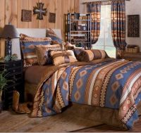 Bedding, Southwestern bedding and Southwest style on Pinterest