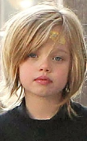 Shiloh Jolie Pitt Has A New Haircut Girls Dr Who And