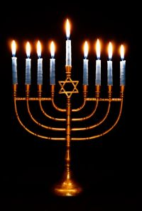 rosh hashanah candle lighting time los angeles
