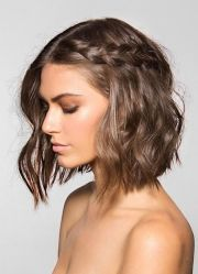 wedding bobs and gorgeous hairstyles