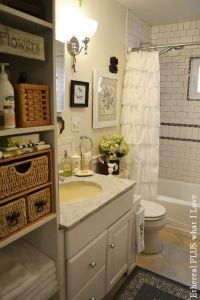 Small Cottage bathroom | Home decor | Pinterest | The ...