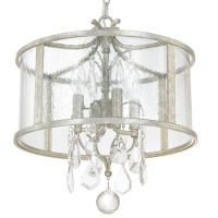 Vintage Modern Crystal Mini Chandelier Available in 2 ...