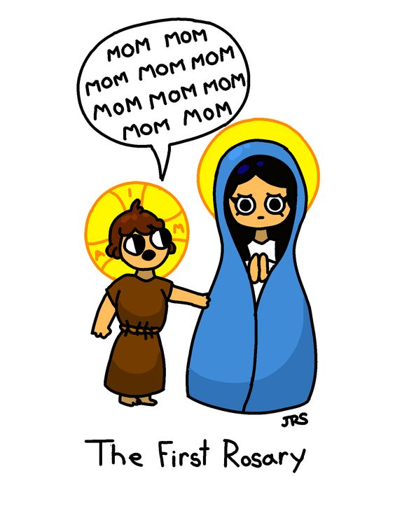 The ORIGINAL Rosary Dates Back All the Way to the Holy Family: