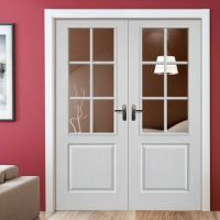internal french doors half glazed - Google Search | House ...