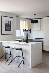 20 Gorgeous Marble Kitchens | Pinterest | Kitchen small ...